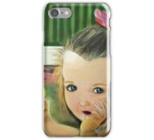 My Impish Little Zoey iPhone Case/Skin