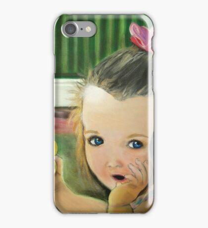 My Impish Little Zoey iPhone Case/Skin