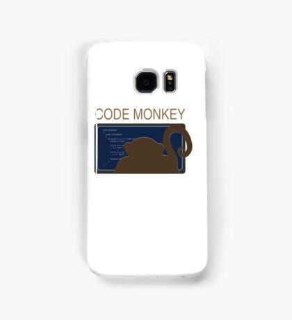 CodeMonkey Samsung Galaxy Case/Skin