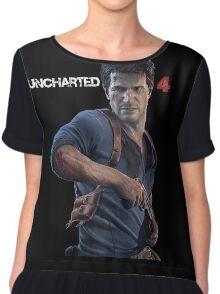 Uncharted 4 Chiffon Top
