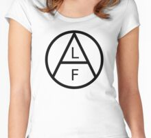 Vegan Victor - ALF  Women's Fitted Scoop T-Shirt