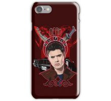 Dean Winchester - The Righteous Man iPhone Case/Skin