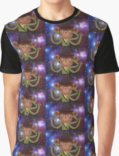 Party Pat Cosmic Enlightenment  Graphic T-Shirt