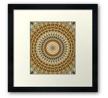 Mandala 046 Framed Print