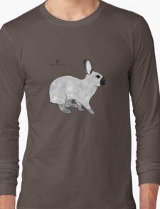 Rabbit Champagne D'Argent Long Sleeve T-Shirt