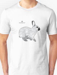 Rabbit Champagne D'Argent Unisex T-Shirt
