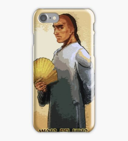 Wong Fei  iPhone Case/Skin