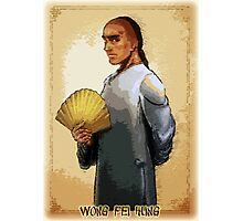 Wong Fei  Photographic Print