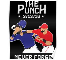 the punch texas Poster