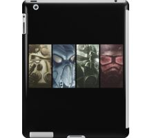 Video game servo armor iPad Case/Skin