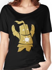 praise the sun lordran Women's Relaxed Fit T-Shirt