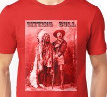 American Heros: Sitting Bull & Buffalo Bill Unisex T-Shirt