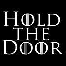 Hold the Door by fishbiscuit