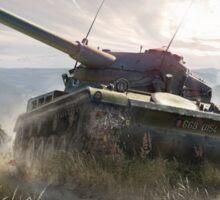 AMX 13 90 Sticker