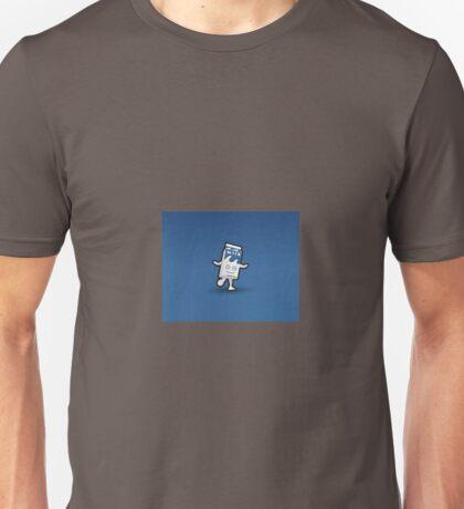 Blur-coffee & tv Unisex T-Shirt