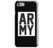 BTS fans army iPhone Case/Skin