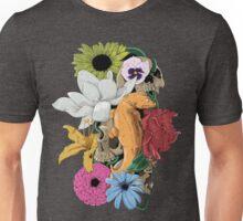 Lizards, Skulls & Flowers Unisex T-Shirt