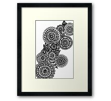 Mandalas Framed Print