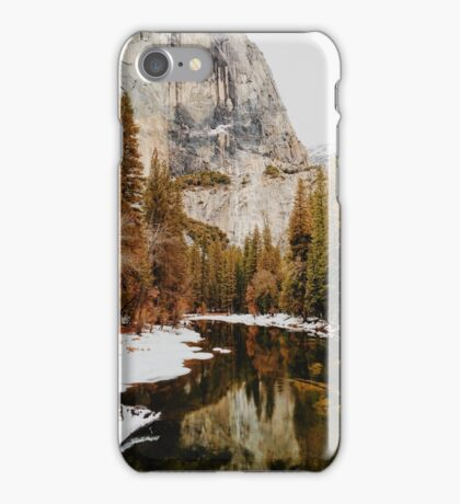 El Capitan iPhone Case/Skin