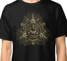 Sacred Trinity Eye Classic T-Shirt