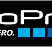 GoPro - Be A Hero Sticker