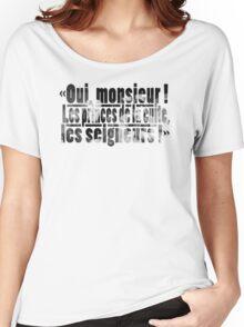 PRINCES DE LA CUITE Women's Relaxed Fit T-Shirt