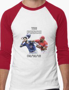 the punch Men's Baseball ¾ T-Shirt