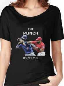 the punch Women's Relaxed Fit T-Shirt