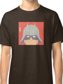 Char w/hard shadow Classic T-Shirt