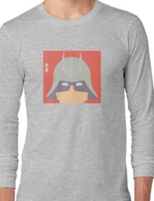 Char w/hard shadow Long Sleeve T-Shirt