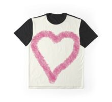 My heart crumbles Graphic T-Shirt