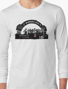 Manchester United FA Cup Winners 2016 Long Sleeve T-Shirt