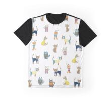 Cats in jumpers Graphic T-Shirt