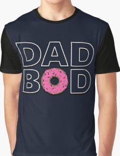 Dad Bod Graphic T-Shirt