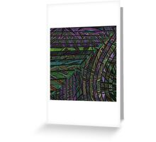 Fractal Graffiti 1 Greeting Card