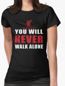 Liverpool FC Womens Fitted T-Shirt