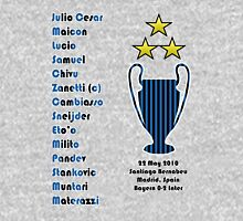 Inter Milan 2010 Champions League Final Winners Unisex T-Shirt