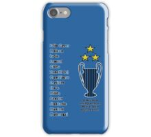 Inter Milan 2010 Champions League Final Winners iPhone Case/Skin