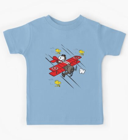 Snoopy Adventure Kids Tee
