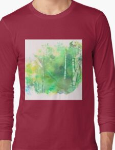 Silent Grove Long Sleeve T-Shirt