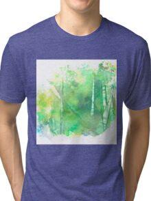 Silent Grove Tri-blend T-Shirt