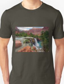 Little Navajo Falls Unisex T-Shirt