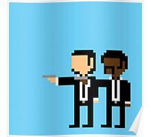 Plup Pixel Poster