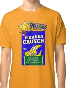 Piranhas breakfast Classic T-Shirt
