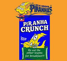 Piranhas breakfast Unisex T-Shirt
