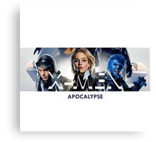 X-Men : Apocalypse Canvas Print