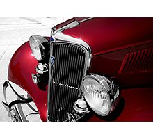 1934 Ford Photographic Print
