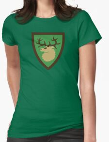 LEGO Deer Womens Fitted T-Shirt