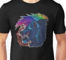 Bloodstar, Rainbow is the new Black Unisex T-Shirt