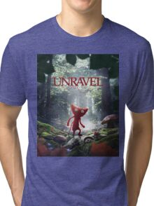Unravel Tri-blend T-Shirt